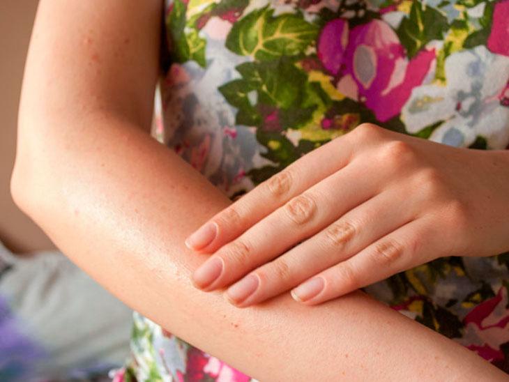 Раздражение кожи после фотоэпиляции