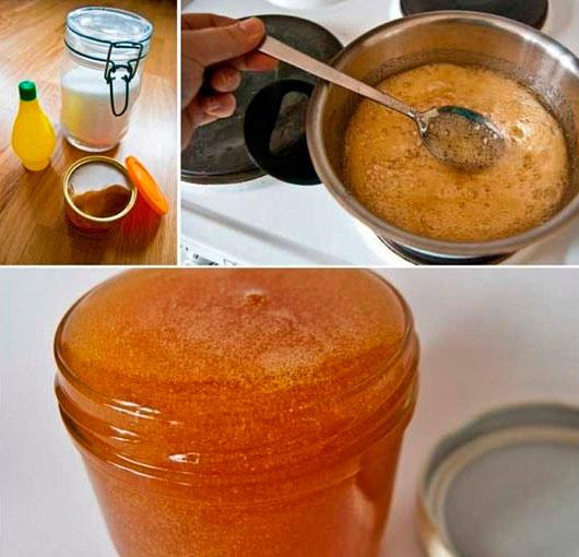 Рецепт пасты для домашнего шугаринга